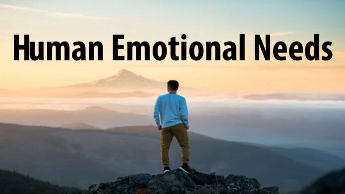 Human Emotional Needs