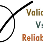 Reliability and Validity of Psychological Tests