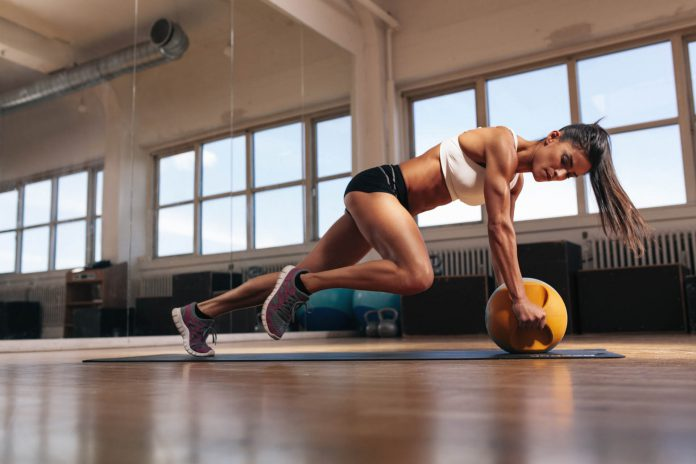 Gym Equipment for Building Abs and Legs
