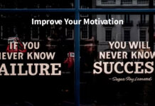 Few Helpful Ideas to Improve Your Motivation