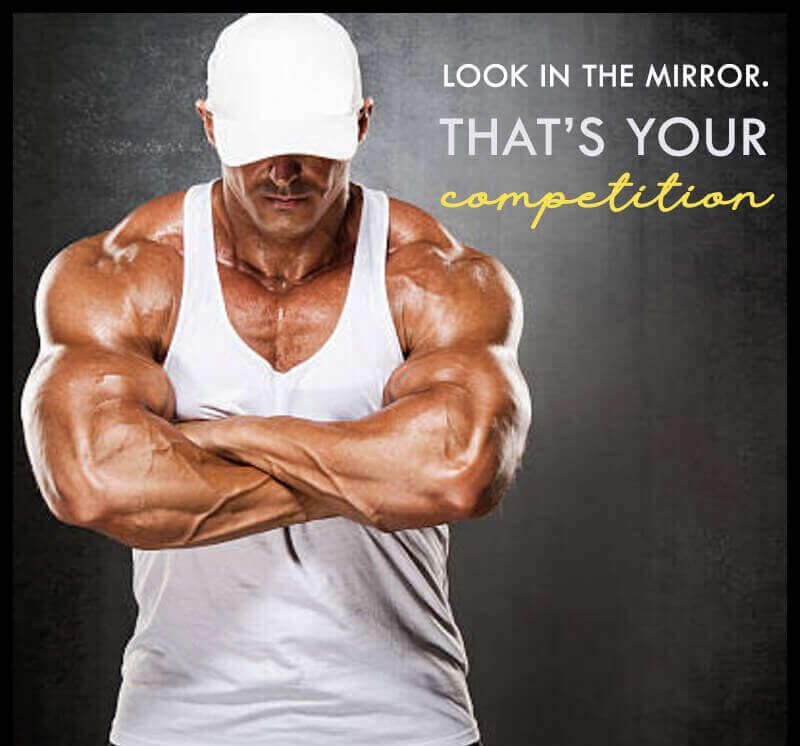 How to be successful in bodybuilding, and in life!