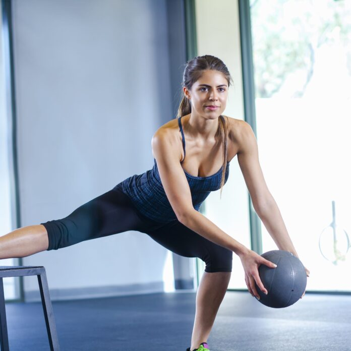 burn calories with simple home exercises
