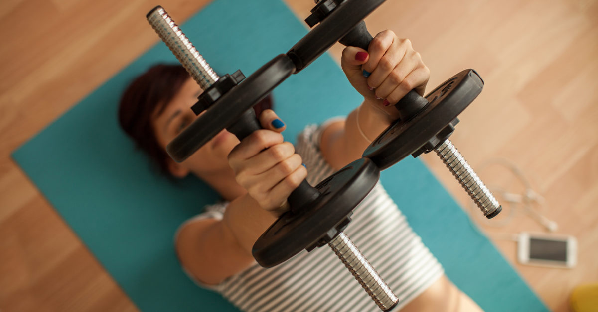 increase your strength with arms machines