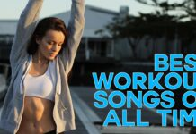 Motivational songs to have a successful workout