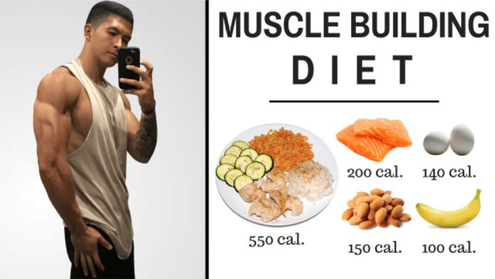 Some Perfect Meals for Bodybuilding Diet