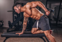 increase your strength with arms machine