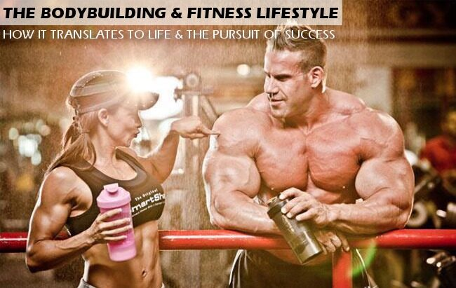 successful in bodybuilding, and in life