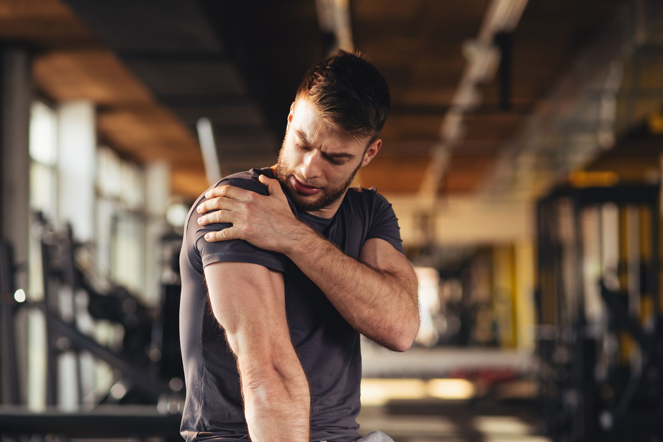 relieve muscle soreness after workout