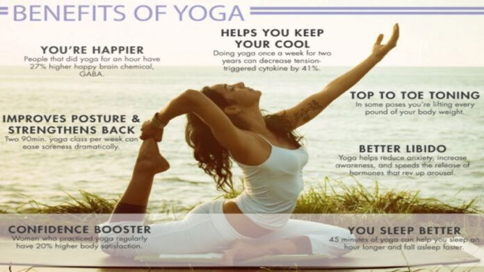 Surprising Health Benefits of Yoga Exercises