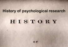 History of psychological research in Pakistan