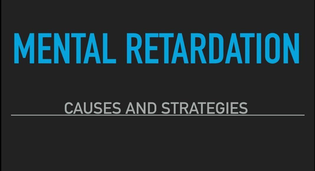 Mental Retardation Causes