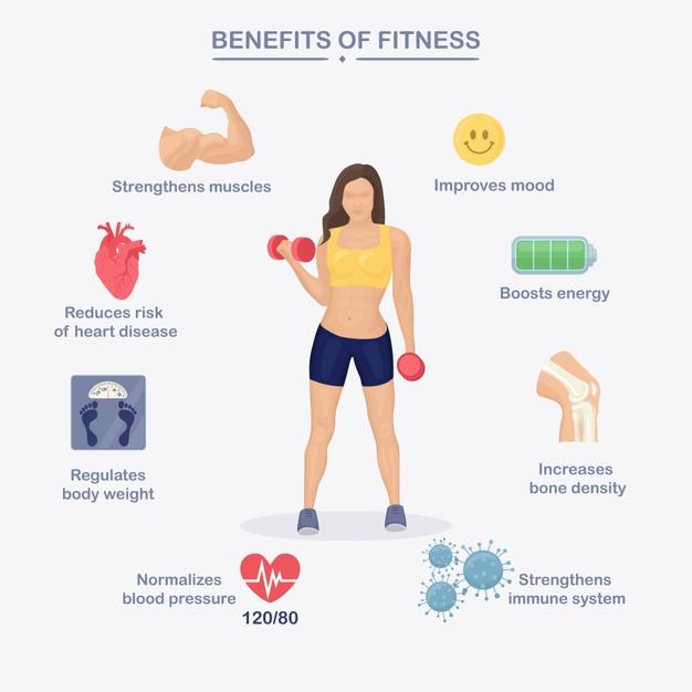 the benefits of cardio training
